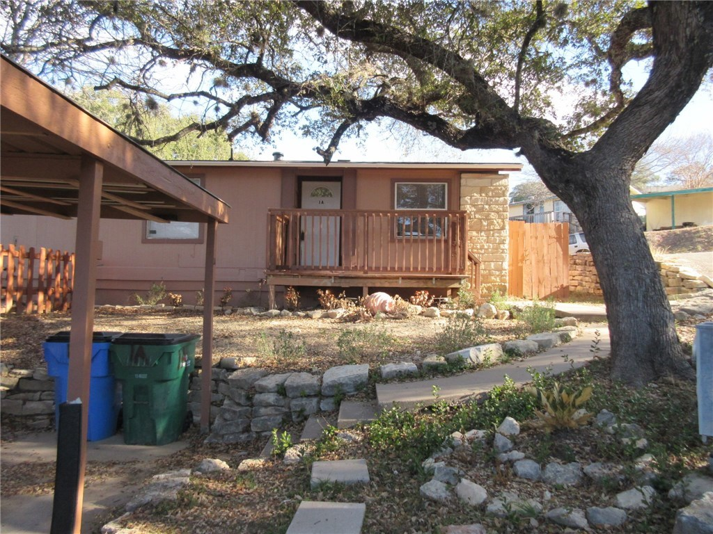 Leased | 21475 Coyote TRL #1-A Lago Vista, TX 78645 1