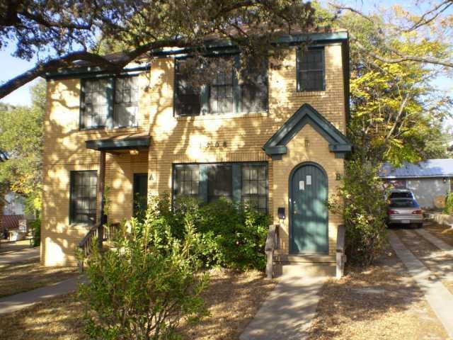 Leased | 1508 Travis Heights Boulevard #B Austin, TX 78704 0