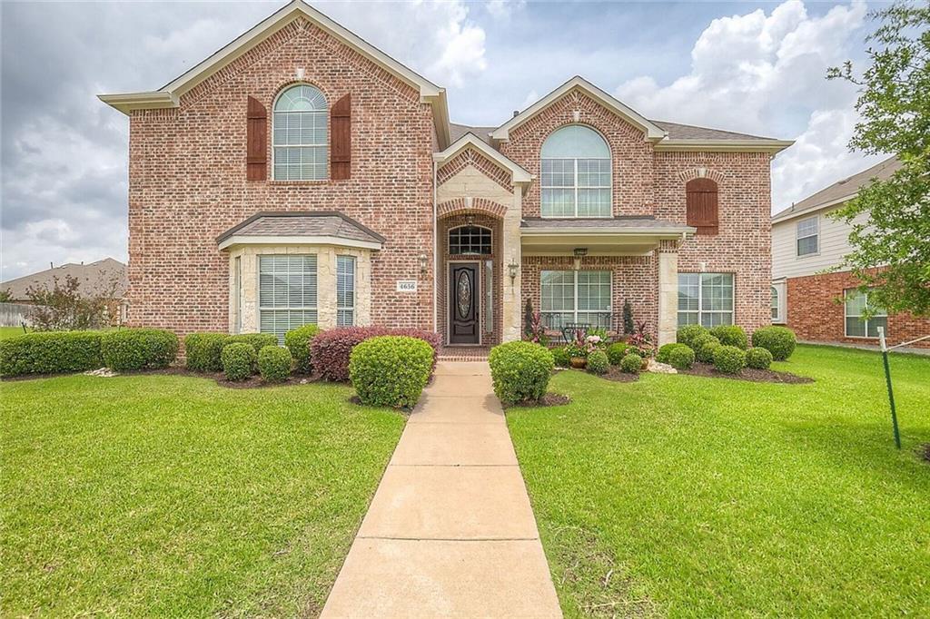 Sold Property   4656 Poplar Ridge Drive Fort Worth, Texas 76123 0