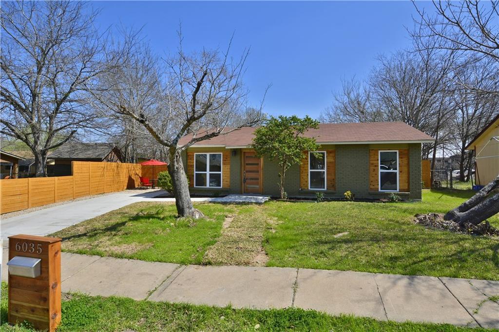 Sold Property   6035 Bluebell CIR Austin, TX 78741 0