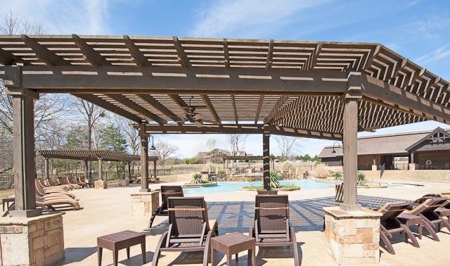 Sold Property | 92 Barrington  Circle Gordonville, TX 76245 19