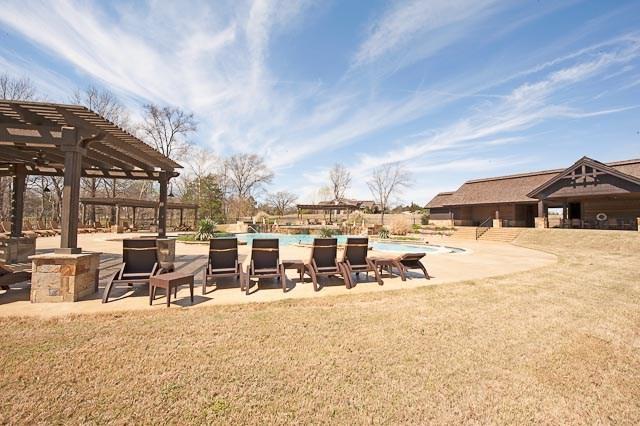 Sold Property | 92 Barrington  Circle Gordonville, TX 76245 21