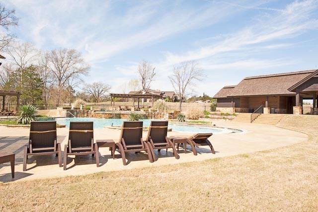 Sold Property | 92 Barrington  Circle Gordonville, TX 76245 22