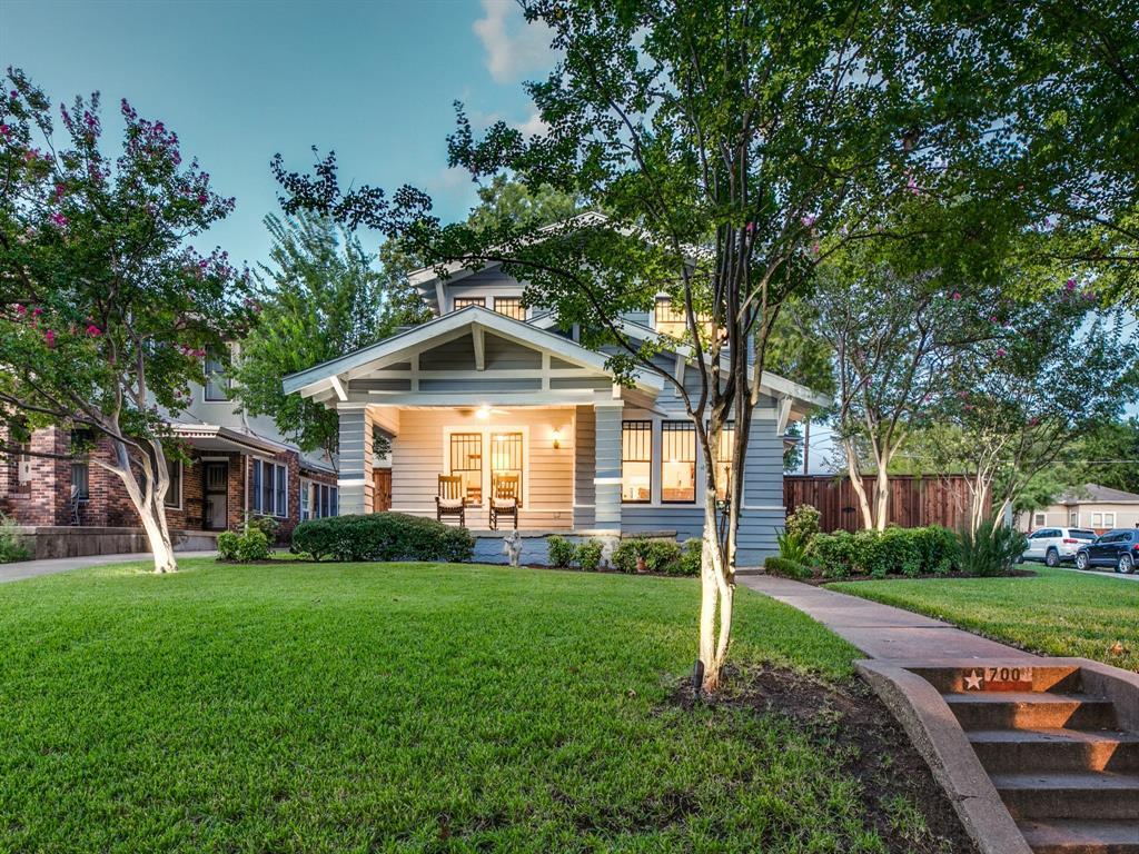 Sold Property | 700 Huntley  Street Dallas, TX 75214 0