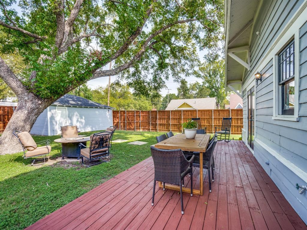 Sold Property | 700 Huntley  Street Dallas, TX 75214 24