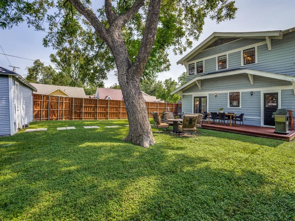 Sold Property | 700 Huntley  Street Dallas, TX 75214 25