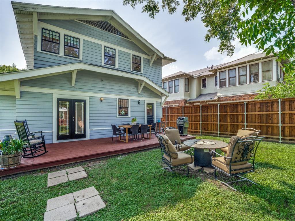 Sold Property | 700 Huntley  Street Dallas, TX 75214 26