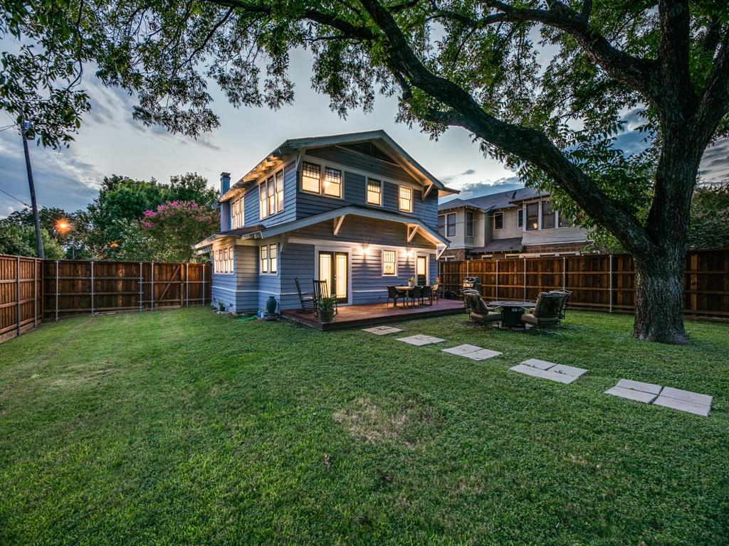 Sold Property | 700 Huntley  Street Dallas, TX 75214 30