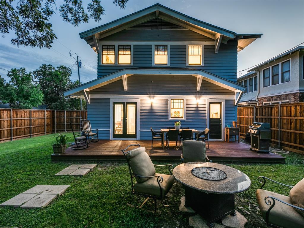 Sold Property | 700 Huntley  Street Dallas, TX 75214 31