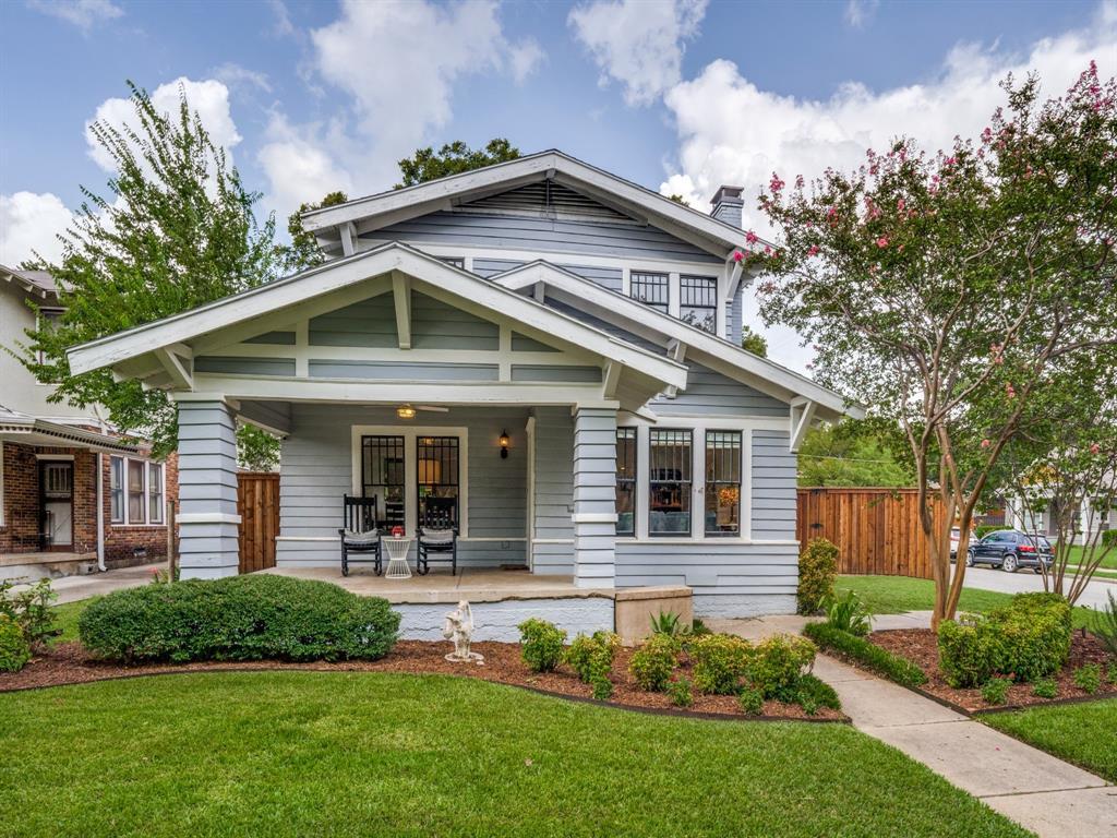Sold Property | 700 Huntley  Street Dallas, TX 75214 4