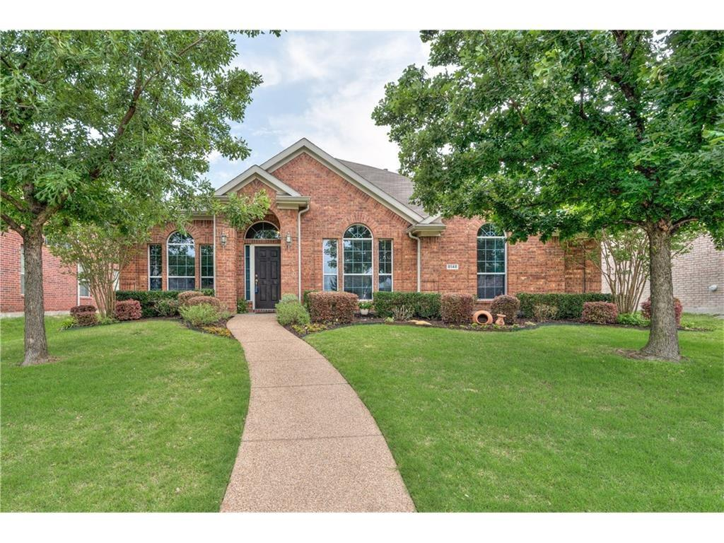 Leased | 8148 Peacock  Lane Frisco, TX 75035 2