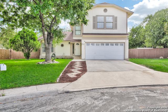Active Option | 8702 MOUNTAIN BREEZE ST San Antonio, TX 78251 0