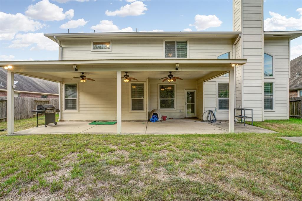 Active   17707 Riata Lake  Drive Cypress, TX 77433 45