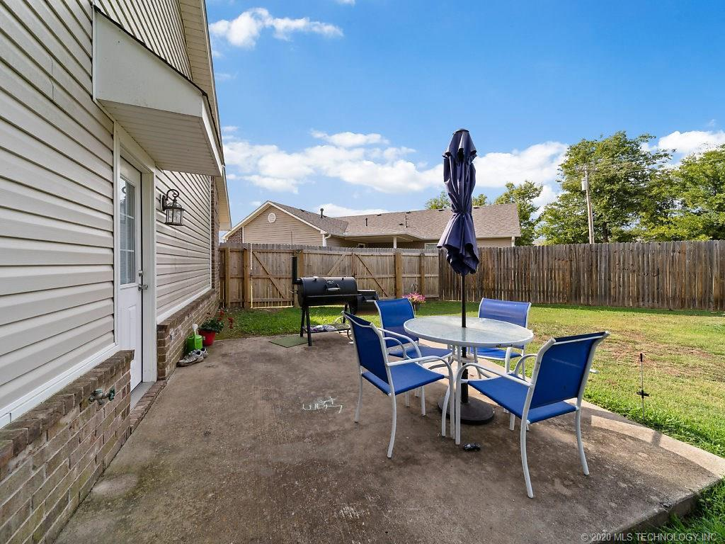 Active | 2204 N Chambers Terrace Claremore, OK 74017 7