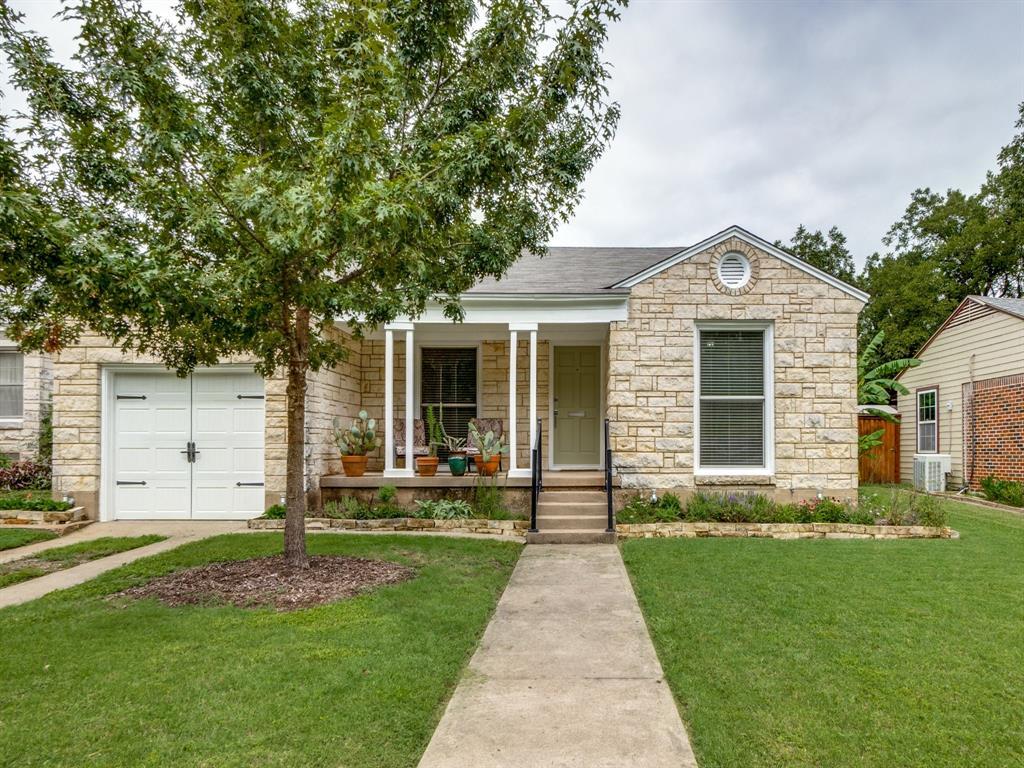 Sold Property | 2611 Ivandell Avenue Dallas, Texas 75211 2