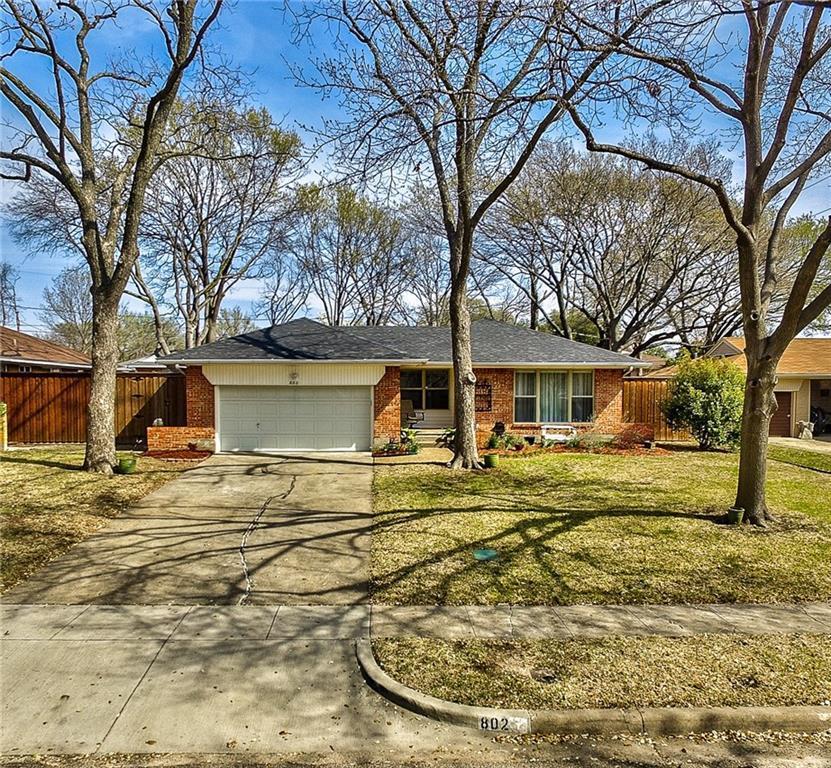 Sold Property | 802 Nottingham Drive Richardson, Texas 75080 25