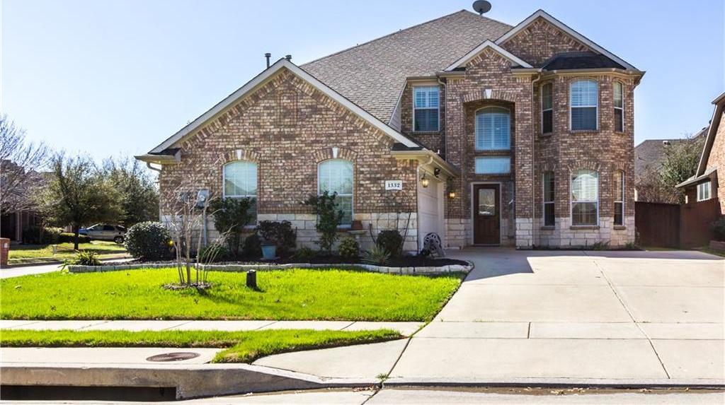 Sold Property | 1332 Shalimar Drive Fort Worth, Texas 76131 1