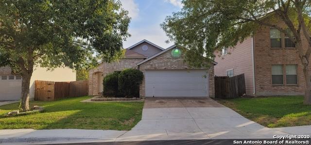 Active/Application Received | 8311 TAVERN PT San Antonio, TX 78254 1