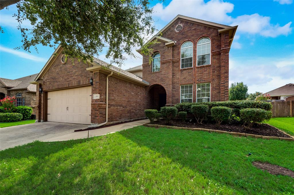 Active Option Contract | 4349 Red Clover  Lane Fort Worth, TX 76036 0
