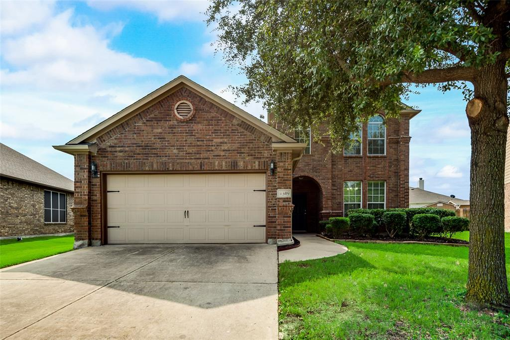 Active Option Contract | 4349 Red Clover  Lane Fort Worth, TX 76036 1
