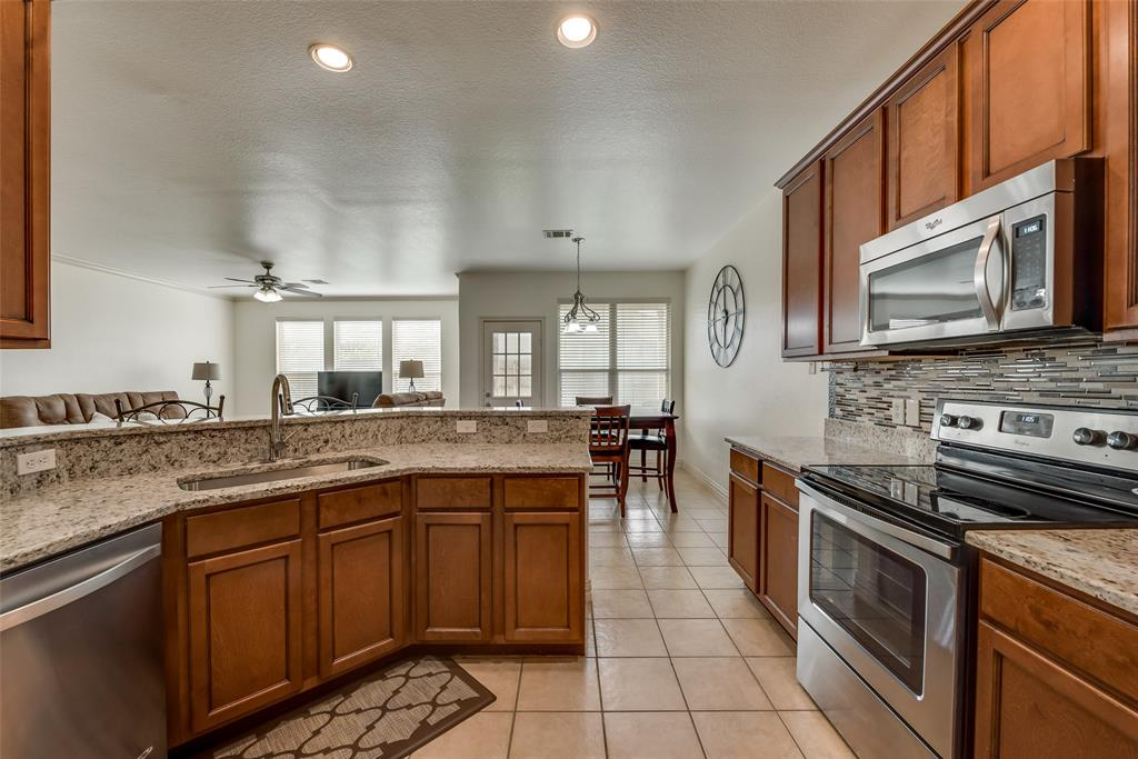 Active Option Contract | 4349 Red Clover  Lane Fort Worth, TX 76036 10