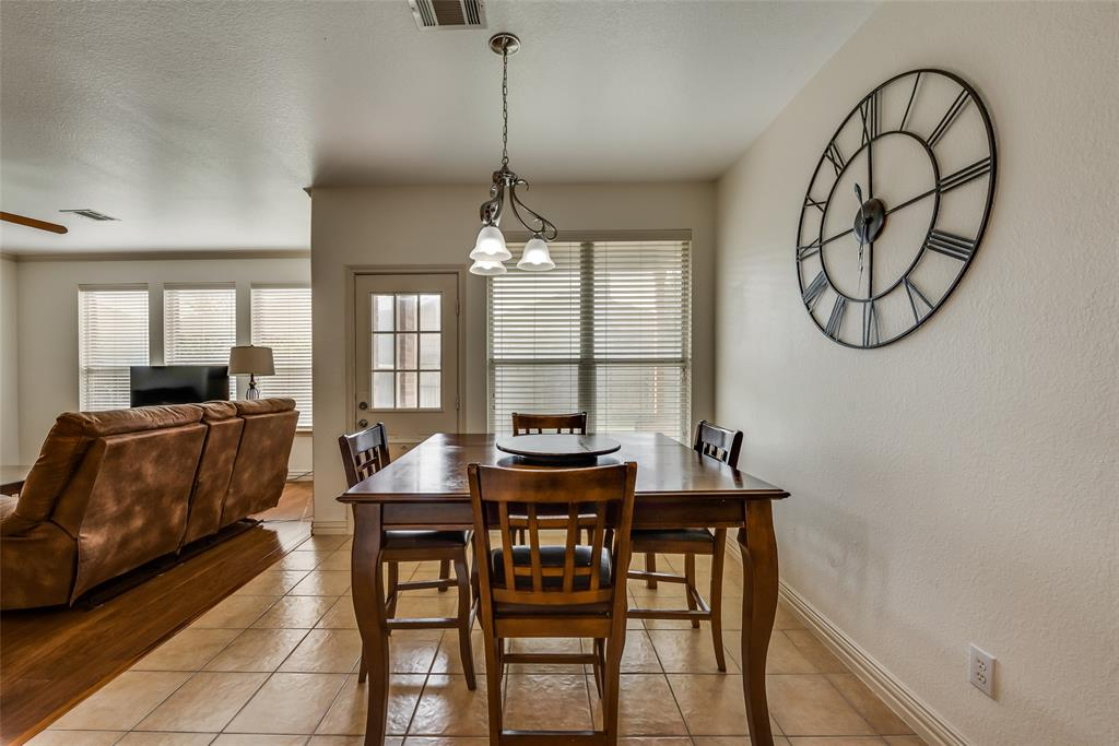Active Option Contract | 4349 Red Clover  Lane Fort Worth, TX 76036 12