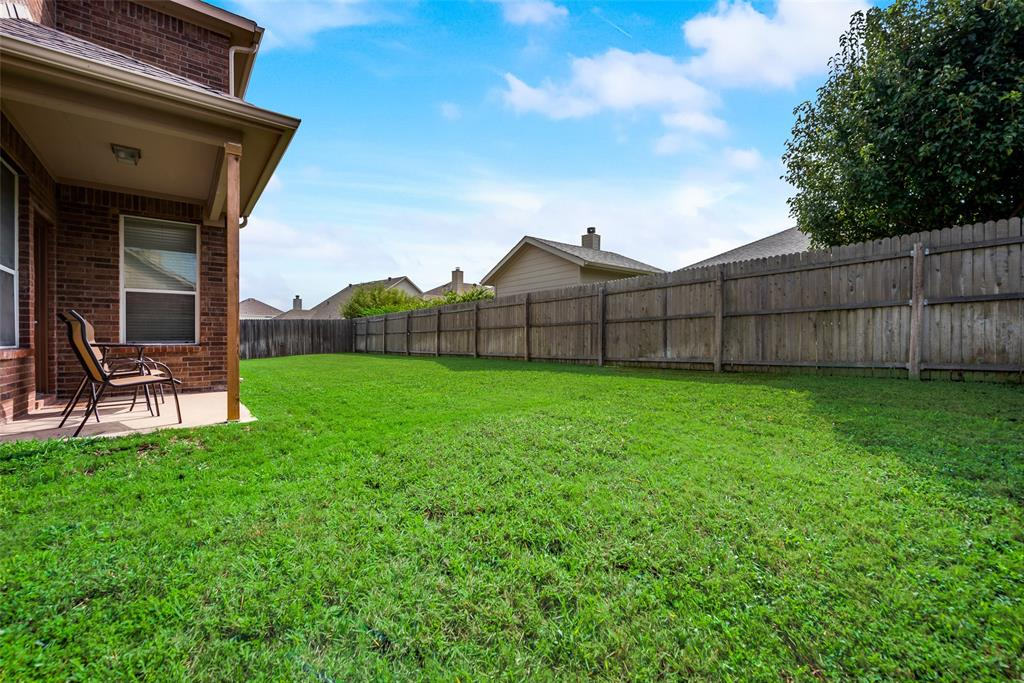 Active Option Contract | 4349 Red Clover  Lane Fort Worth, TX 76036 27