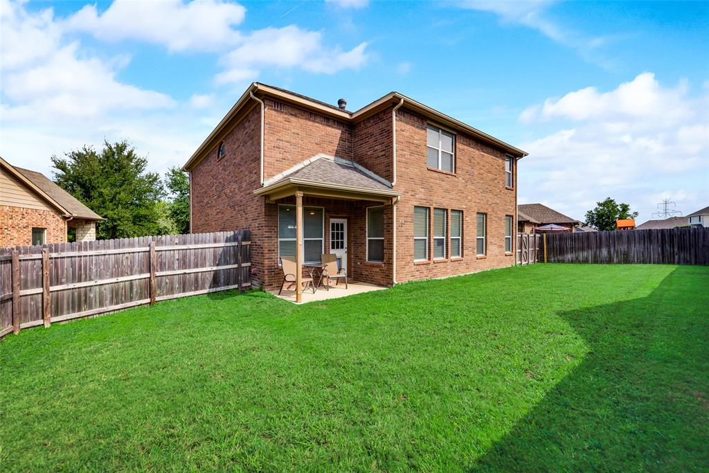 Active Option Contract | 4349 Red Clover  Lane Fort Worth, TX 76036 28