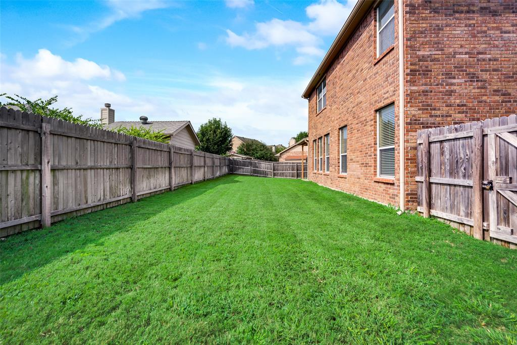 Active Option Contract | 4349 Red Clover  Lane Fort Worth, TX 76036 29