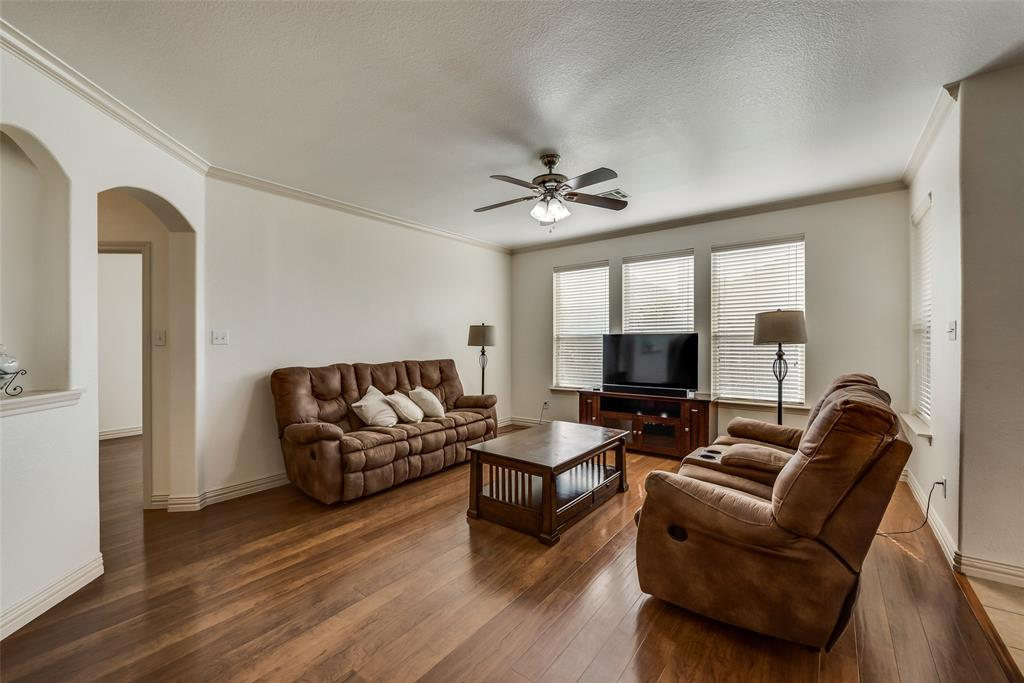 Active Option Contract | 4349 Red Clover  Lane Fort Worth, TX 76036 4