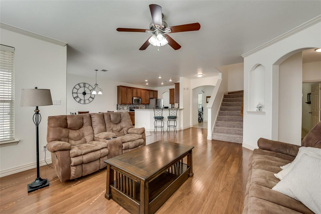Active Option Contract | 4349 Red Clover  Lane Fort Worth, TX 76036 6