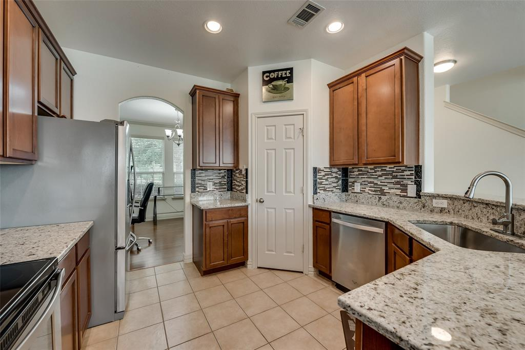 Active Option Contract | 4349 Red Clover  Lane Fort Worth, TX 76036 9