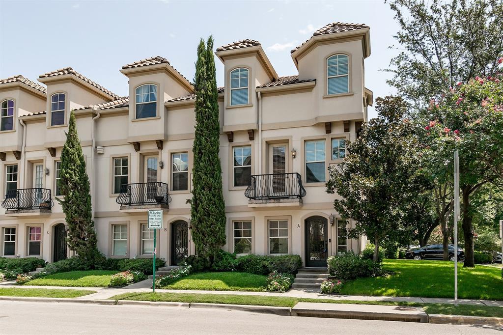 Pending | 4152 Emerson  Avenue #A University Park, TX 75205 0