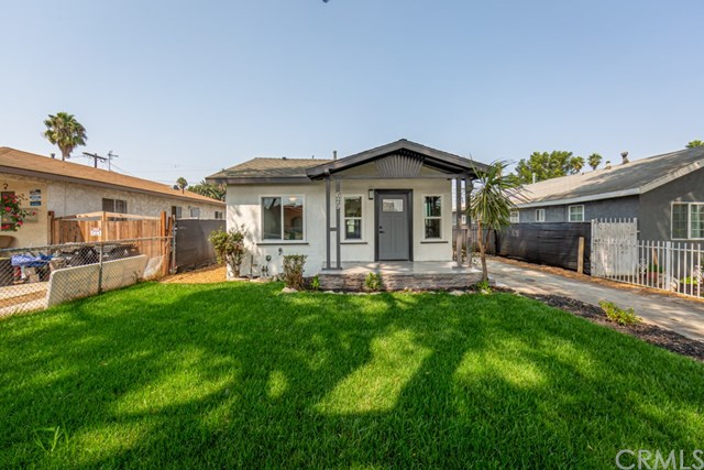 Active Under Contract | 629 W 105th  Street Los Angeles, CA 90044 0