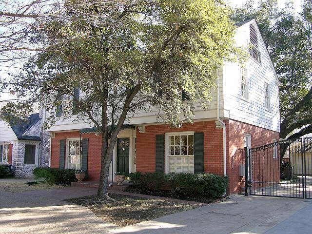 Sold Property | 4421 MOCKINGBIRD Lane Highland Park, Texas 75205 0