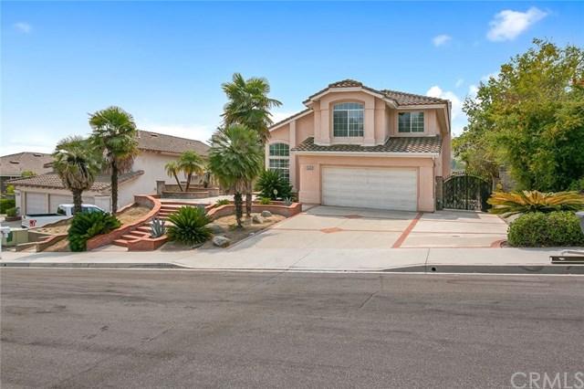 Closed | 1949 Rancho Hills  Drive Chino Hills, CA 91709 1