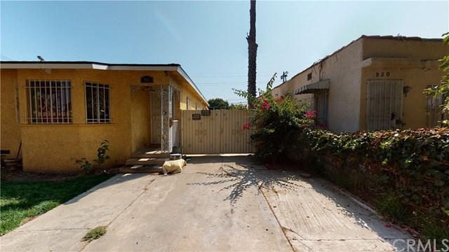 Pending | 932 E 91st  Street Los Angeles, CA 90002 4