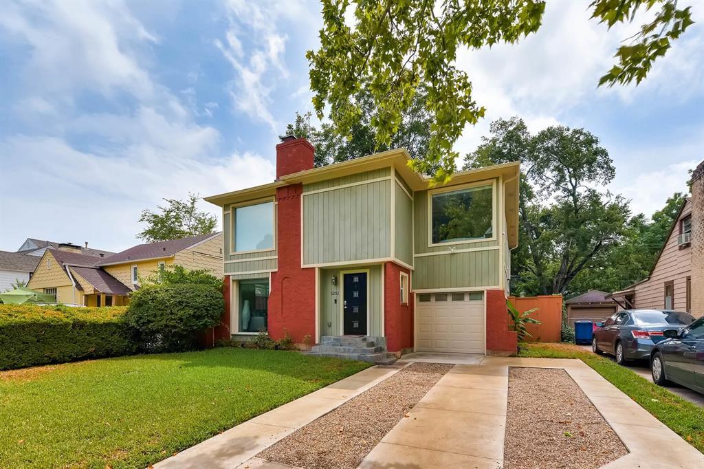Active | 5202 Pershing  Street Dallas, TX 75206 0