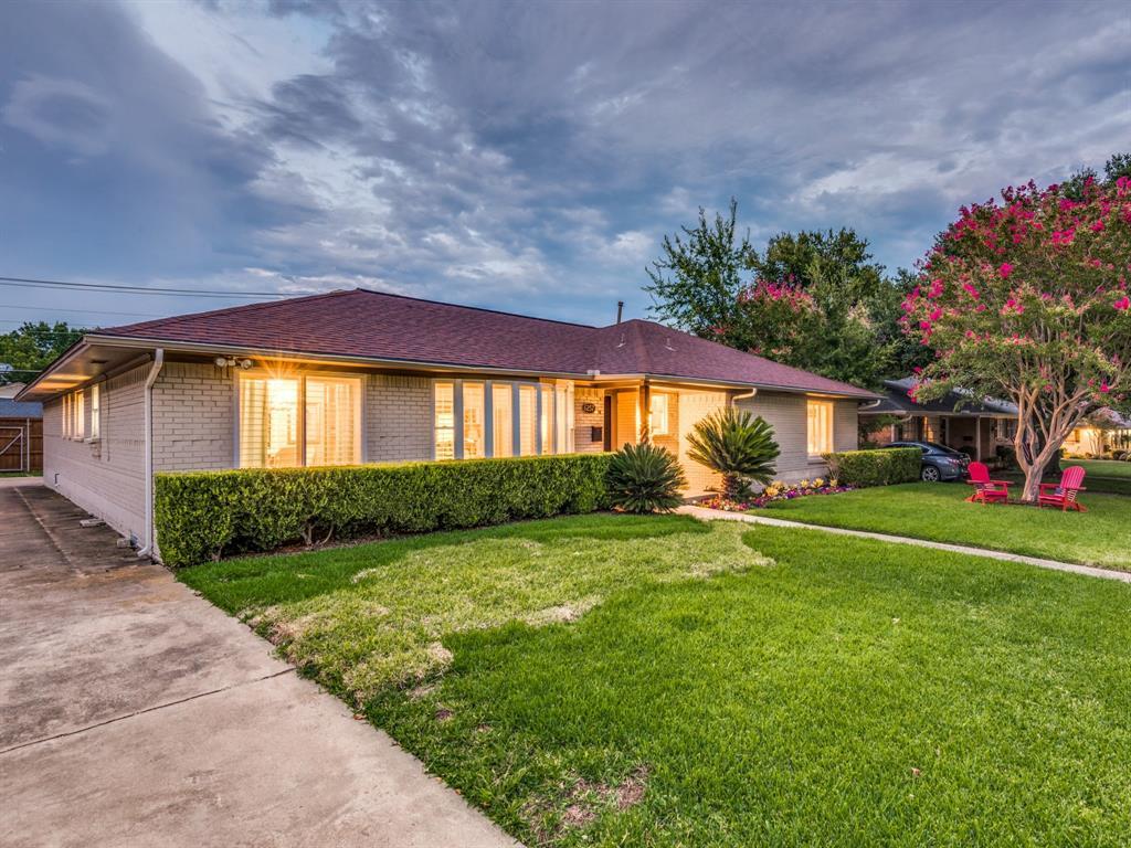 Pending | 6257 E University  Boulevard Dallas, TX 75214 1