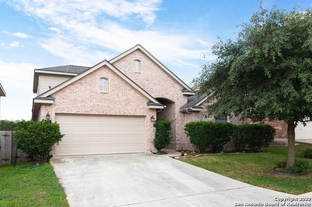 Active Option | 8518 VINEYARD MIST San Antonio, TX 78255 1