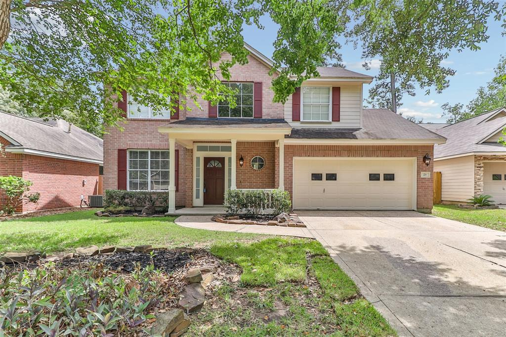 Active | 23 Wintergrass  Place The Woodlands, TX 77382 0