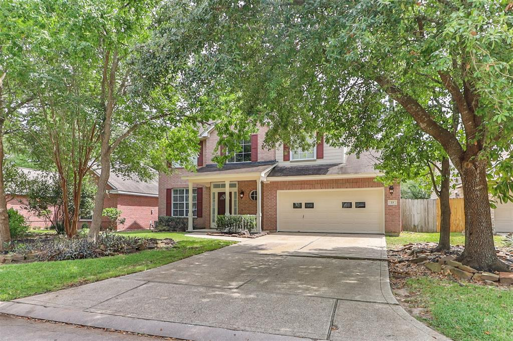 Active | 23 Wintergrass  Place The Woodlands, TX 77382 1