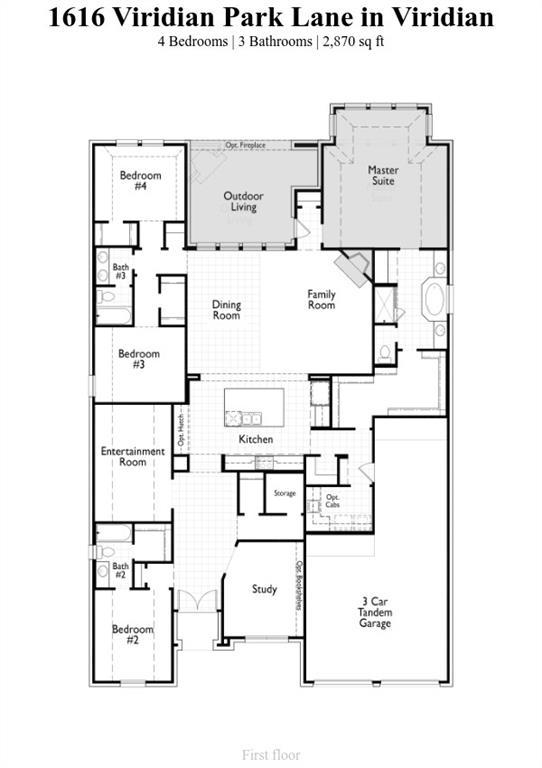 Sold Property | 1616 Viridian Park  Lane Arlington, TX 76005 1