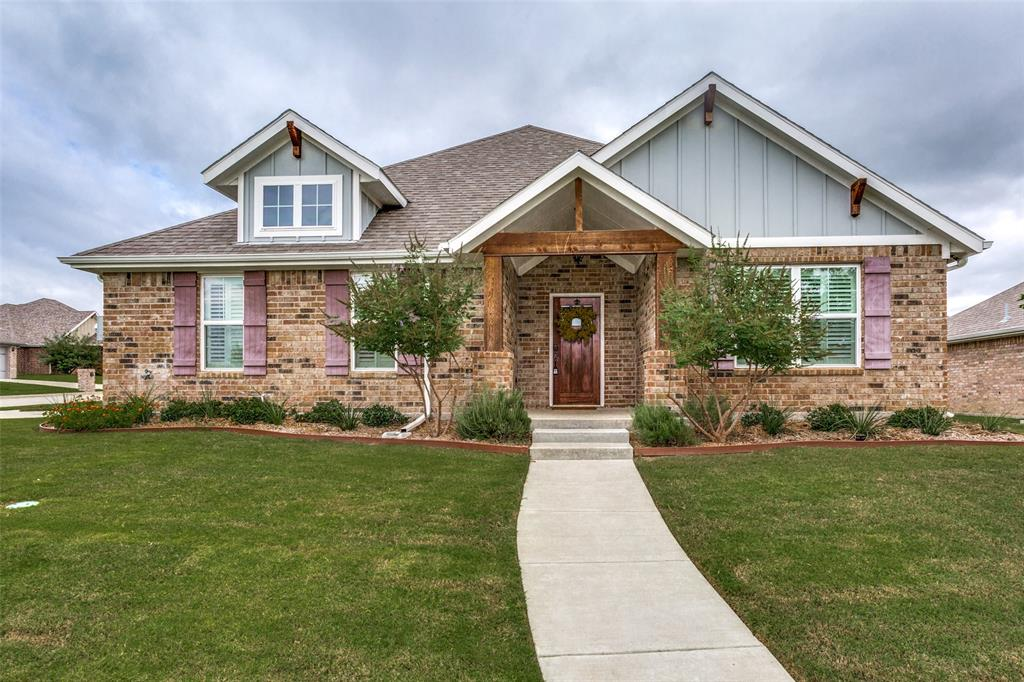 Sold Property | 4021 Kensington Drive Sanger, Texas 76266 1