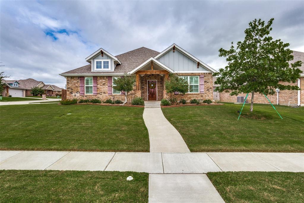 Sold Property | 4021 Kensington Drive Sanger, Texas 76266 2