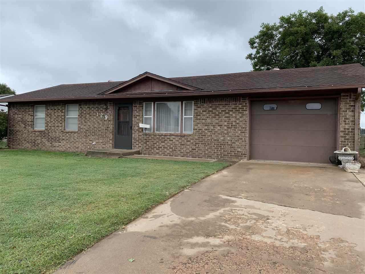 Sold Intraoffice W/MLS | 129 Mill Road Tonkawa, OK 74653 2