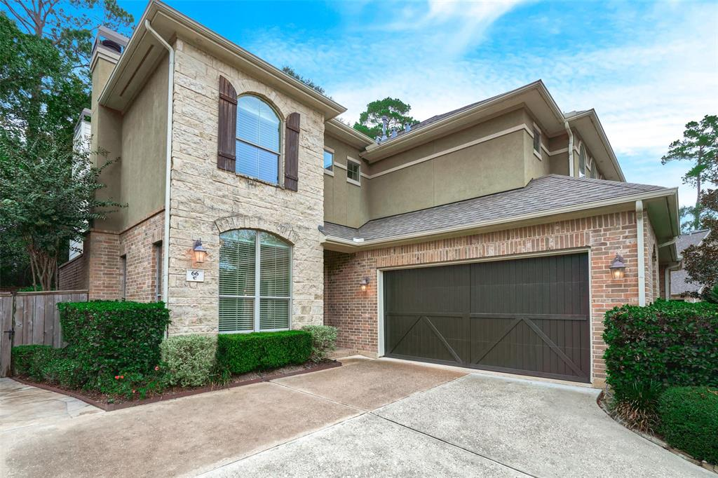 Pending | 66 Mill Point Place The Woodlands, Texas 77380 3