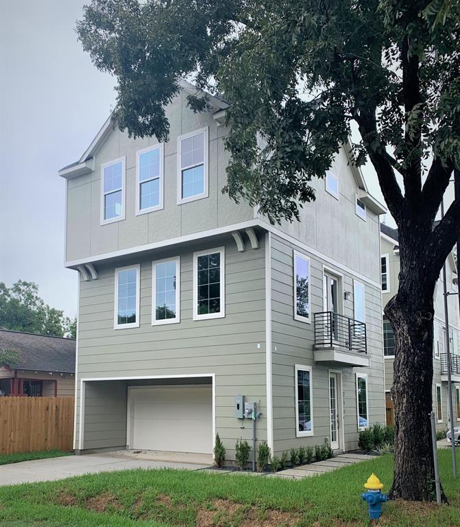 Active | 211 Cockerel  Street Houston, TX 77018 1