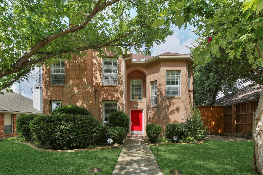 Dallas Real Estate | 7646 Chadwick  Court Dallas, TX 75248 1