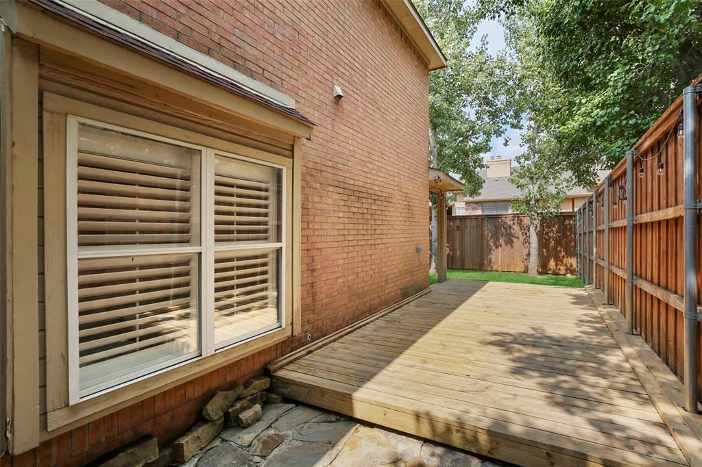 Dallas Real Estate | 7646 Chadwick  Court Dallas, TX 75248 30
